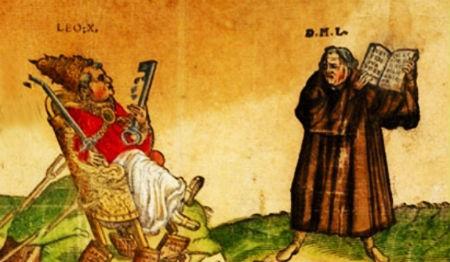 Romas baznīcai aizvien nepieņemamie Lutera izteikumi