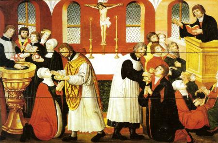 Sakramentu nozīme baznīcas dzīvē