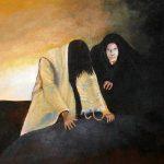 Saskaroties ar ļaunumu, atceries, kā velns kārdināja Kristu