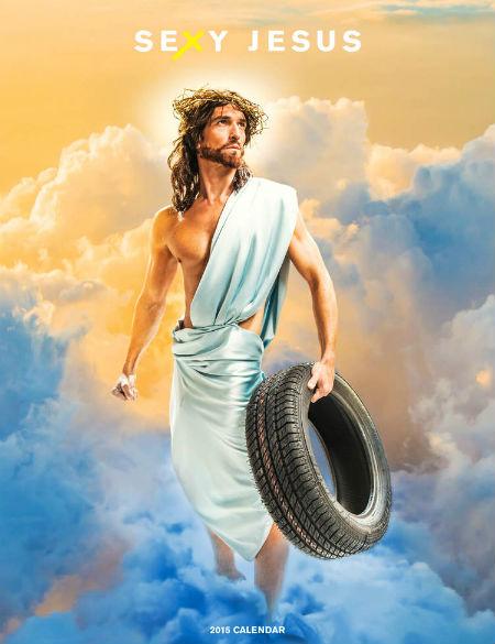 seksīgais Jēzus kalendārs