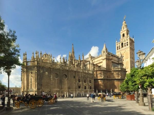 Seviljas katedrāle