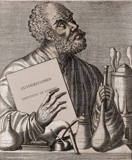 Sinoptisks satura kopsavilkums Mārtiņa Lutera diskusijai Par cilvēku