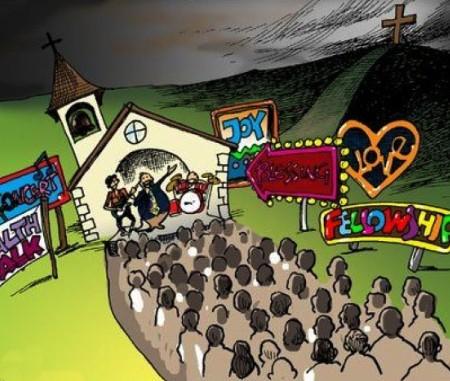 Šķiet, ka baznīcas izaugsmes principi tomēr nedarbojas