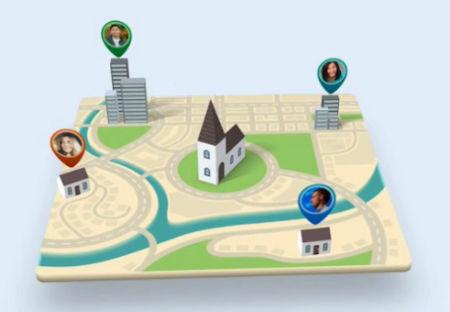 Sociālais tīkls baznīcām