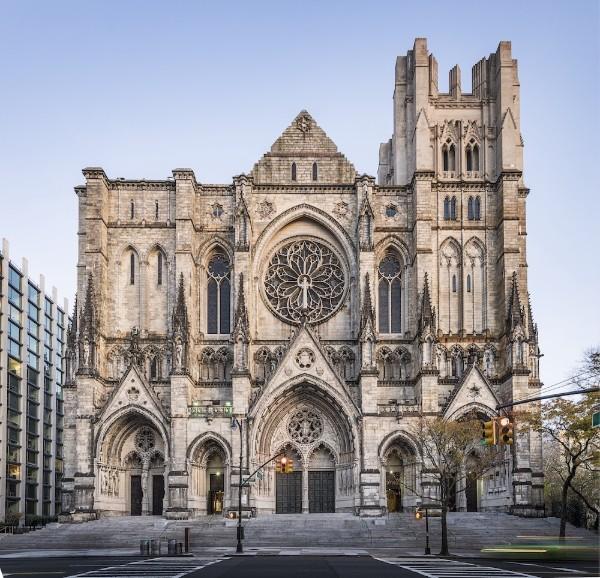 Svētā Jāņa Evaņģēlista katedrāle Ņujorkā