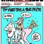 Svētā Trīsvienība Charlie Hebdo