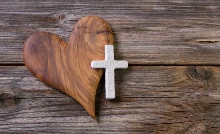 Svētais Gars sirdī rada jaunu cilvēku