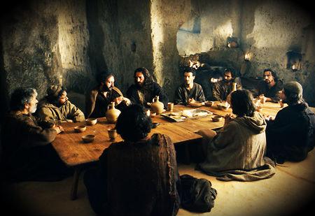 Svētais Vakarēdiens ir Dieva galds