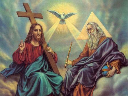 Svētās Trīsvienības iekšējā atšķirība