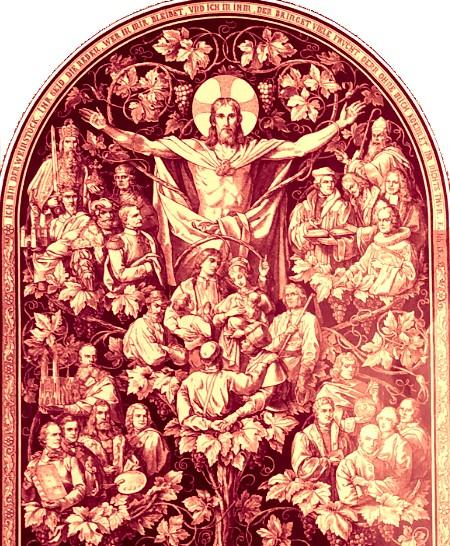 Svētdarīšana – Dieva darbs mums, mūsos un caur mums