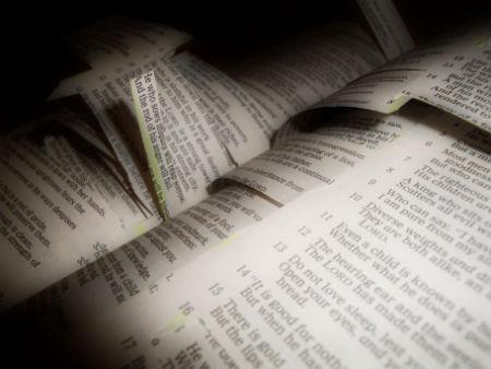 Svēto Rakstu vārdu nepareiza izmantošana