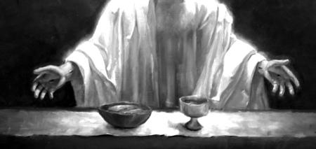 Svēto Vakarēdienu iedibināja mūsu Kungs Jēzus Kristus