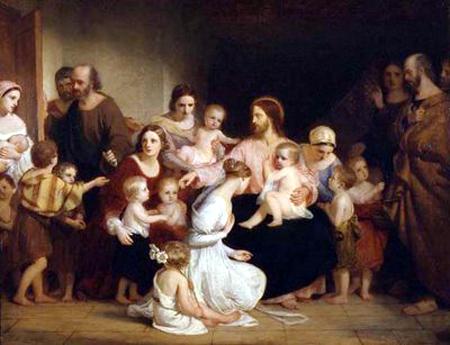 Bērnu Kristības un Tās pārsteidzošā vēsture