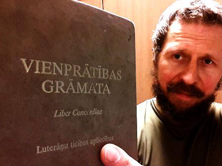 talyc un luterāņu ticības apliecība