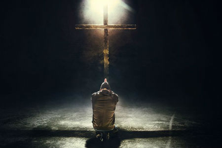 Tēvreizes trešās lūgšanas saturs