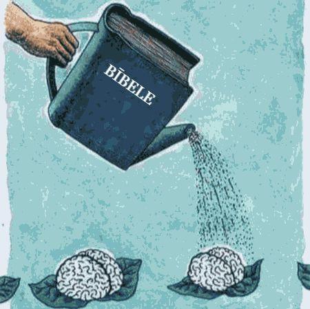 Ticība nav miesas darbs
