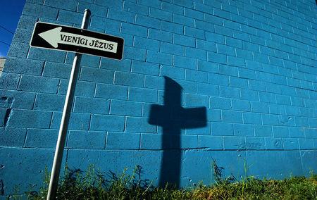 ticība vienīgi Jēzum