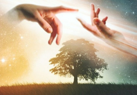 Ticības spēkā esam iemantojuši daļu pie dievišķās dabas