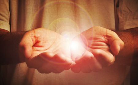 Tikai ar ticības pasludinājumu jums ir dots Svētais Gars