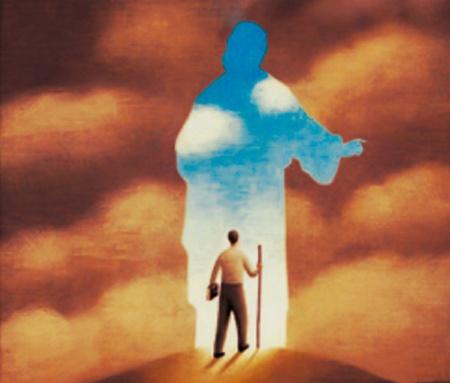 Tīri ticībā Jēzus vārdiem