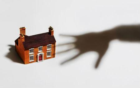 tuvākā nams un privātīpašums