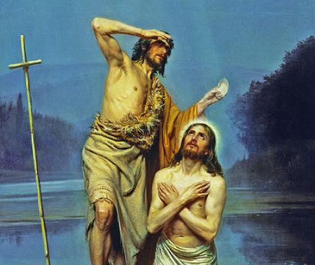 Uz Jordānu Kungs Kristus nāk