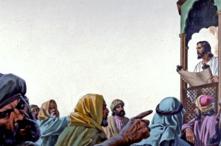 Vai Jēzus sprediķim nebija nekāda rezultāta?