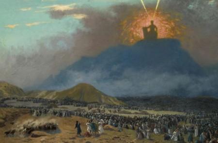 Vai tu ieraugi Dieva biedējošās degsmes zīmi?