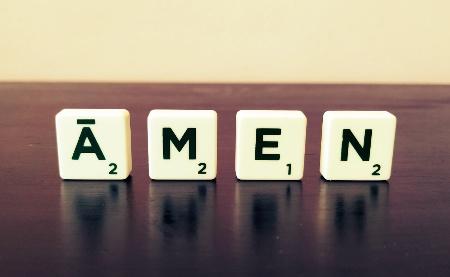 "Vārds ""Āmen"""