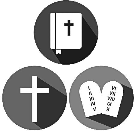 """Vārdu """"bauslība"""" un """"Evaņģēlijs"""" nozīmes"""