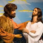 Jēzus kristīšana