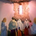 Jēzus uzkāpšana debesīs