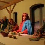 Jēzus pēdējais mielasts ar mācekļiem