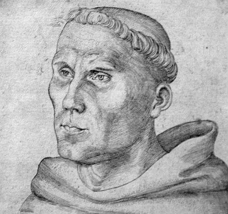 Vecākais Mārtiņa Lutera portrets