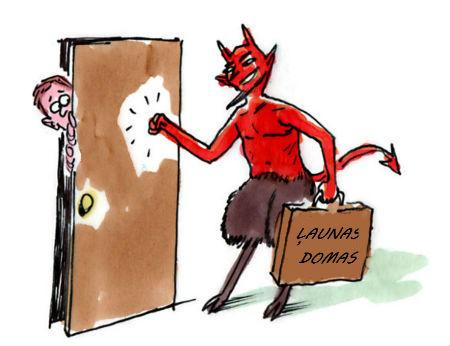 Velna kārdināti