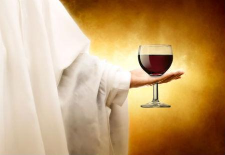 Vīna simboliskā nozīme Bībelē