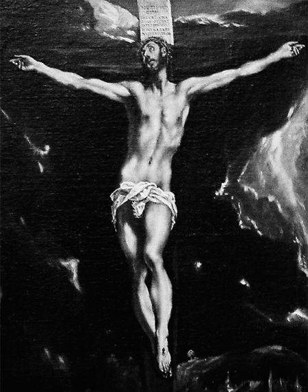 Visas ciešanas norāda uz Jēzu