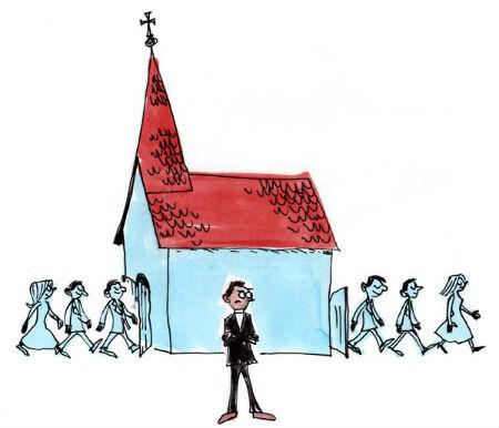Visstraujāk augošā baznīca pasaulē