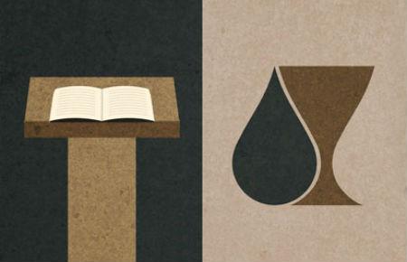 Žēlastības līdzekli mums norāda uz to, kur ir Baznīca