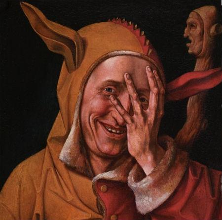 Zobgaļi nolād un izsmej visu kristīgo mācību