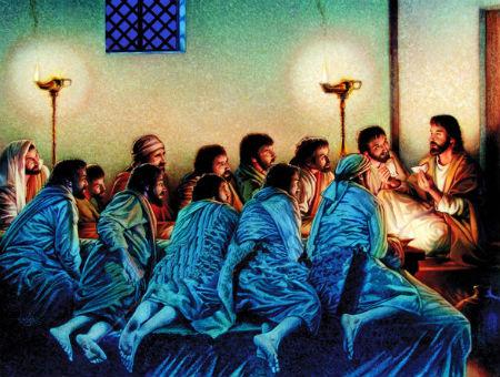 Jēzus pēdējais mielasts